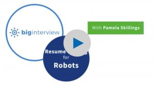 Resume Writing for Robots 1 Video